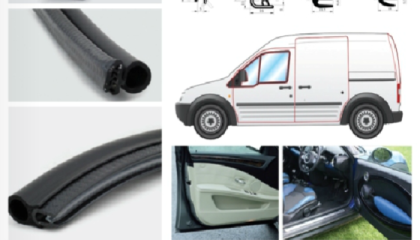 Door / Rear-lid Profiles